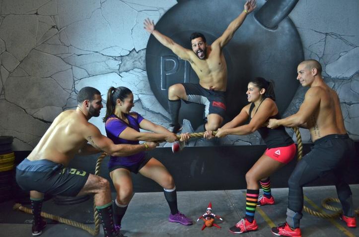 The CrossFit M.D.I Team www.crossfitmdi.com