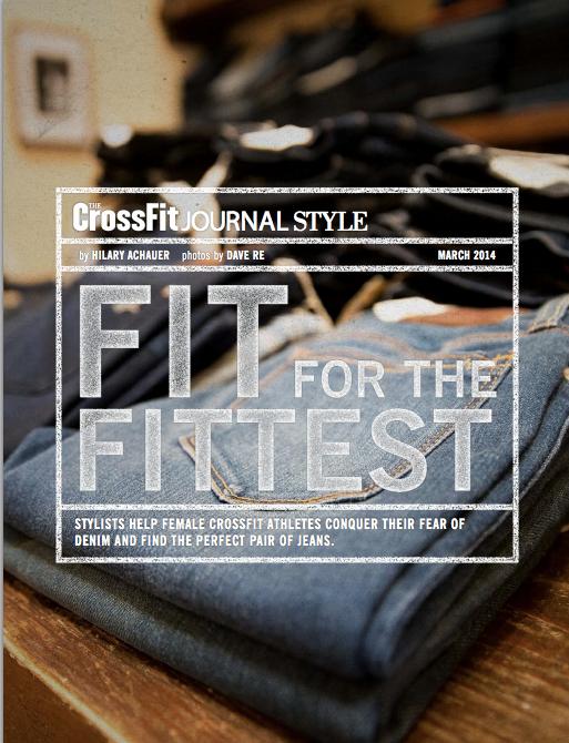 CrossFit Jounal